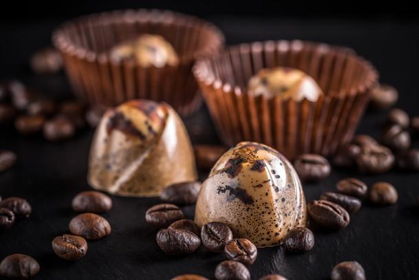 Choclate Praline Truffles