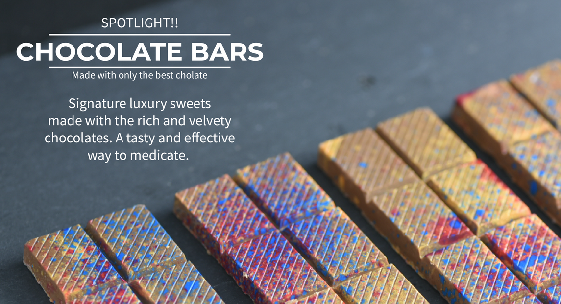 Liddies Kitchen Chocolate Bar Advertising