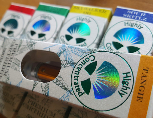 Cartridge Packaging