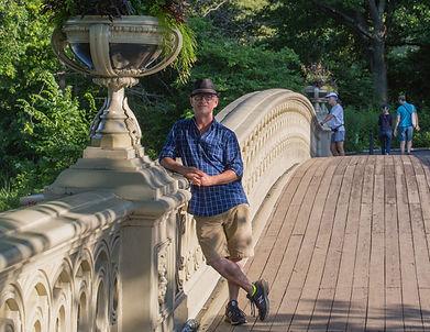 Michael Hunt   Central Park