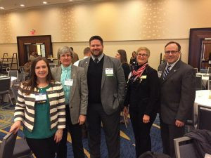 Kansas City Section participates during ASCE Legislative Fly-In in Washington D.C.