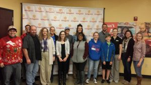ASCE partners with Society of Women Engineers (SWE) to give back at Harvesters!