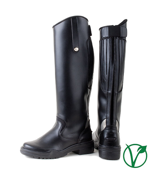 Rhinegold Nebraska Synthetic Long Riding Boots