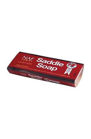 NAF Leather Saddle Soap Bar