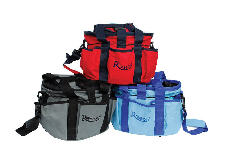 Rhinegold Grooming Bag - Luggage Range Without Kit-