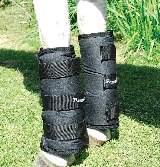 Rhinegold Elite Half Travel Boots