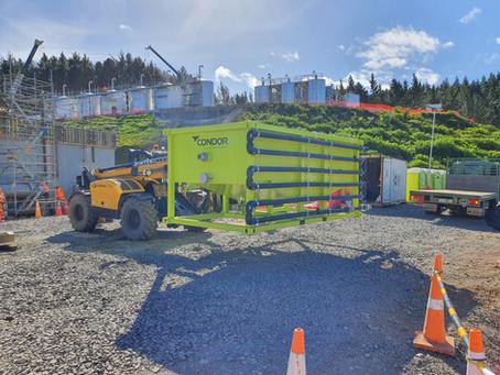 Waikato 50 Water Treatment Project