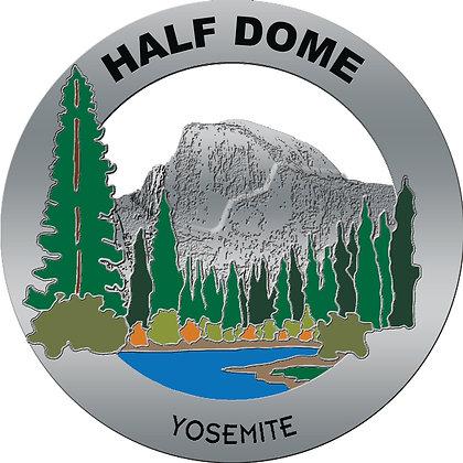 Half Dome Medal