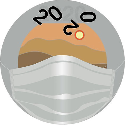 2020 Medal (free engraving)