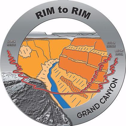 Rim to Rim Medal