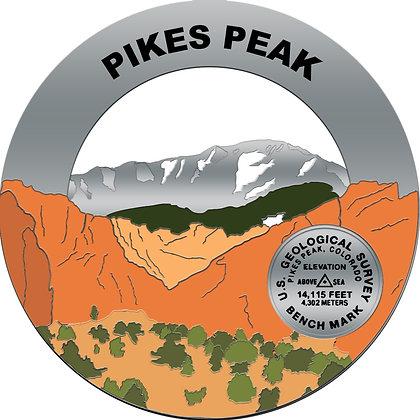 Pikes Peak Medal