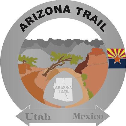 Arizona Trail Medal