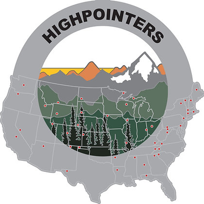 Highpointers Medal