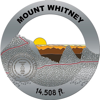 Mount Whitney Medal