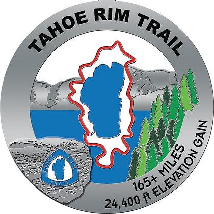 Tahoe Rim Trail Medal