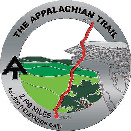 Appalachian Trail Medal