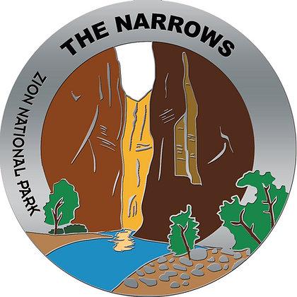 The Narrows Medal