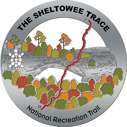 Sheltowee Trace Trail Medal