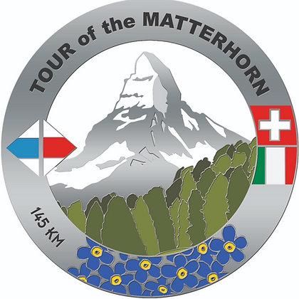 Tour of the Matterhorn Medal