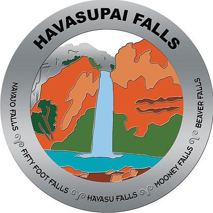 Havasupai Falls Medal