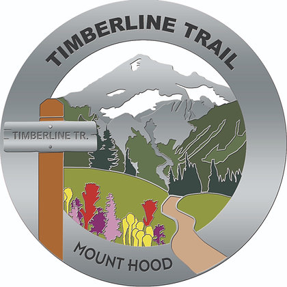 Timberline Trail Medal (Mt Hood)