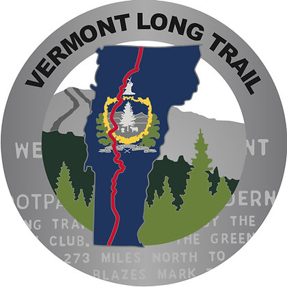 Vermont Long Trail Medal