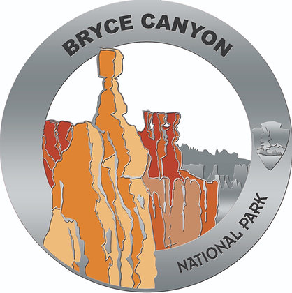 Bryce Canyon Medal
