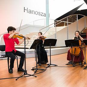 Alban Kwartet - ©Coen Wouters