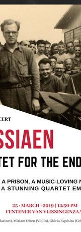 Messiaen - Quartet End of the time