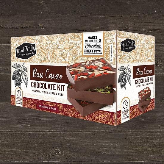 Mad Millie Raw Cacao Chocolate Kit