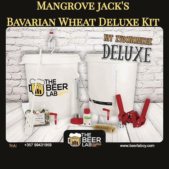 Mangrove Jack's Bavarian Wheat - Deluxe Kit