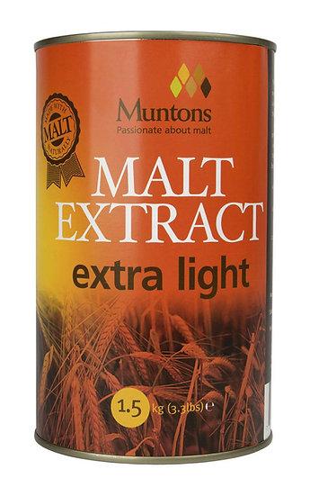 Liquid Malt Extract Extra Light 1.5 Kg