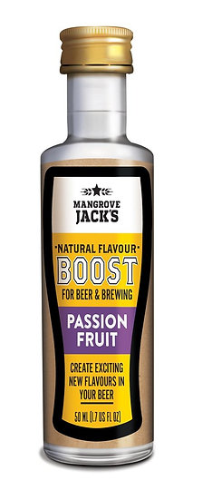 Mangrove Jack's All Natural Beer Flavour Boost - PASSION FRUIT
