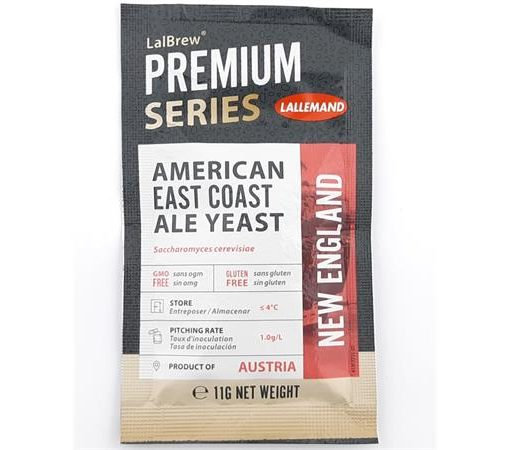 American East Coast Ale Yeast Lallemand 11g