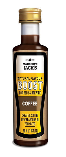 Mangrove Jack's All Natural Beer Flavour Boost - COFFEE