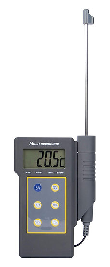 Thermometer digital with alarm -50 +300