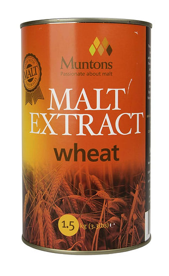 Liquid Malt Extract Wheat 1.5Kg