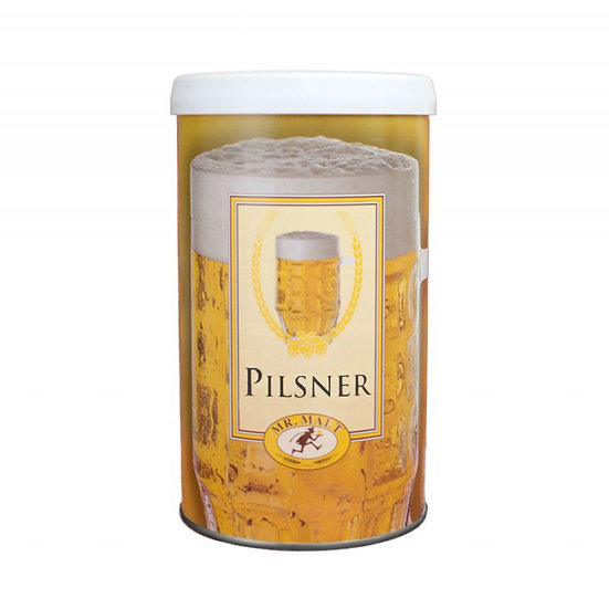 MR. MALT BASE PILSNER