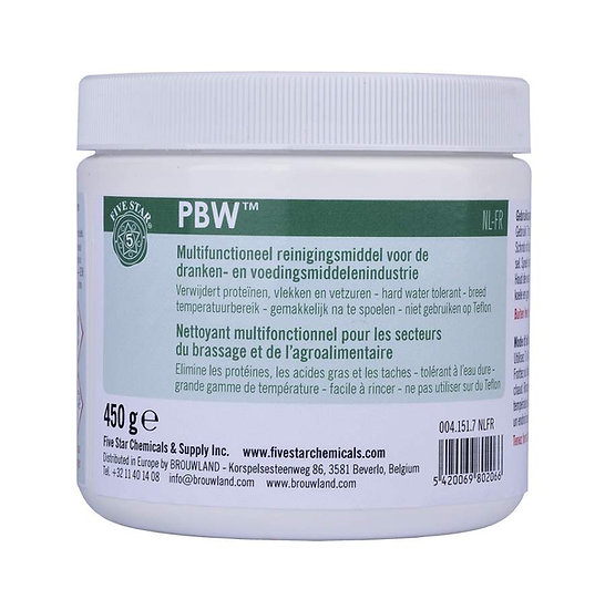 PBW Five Star 0.5 kg