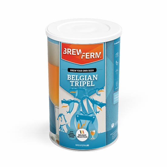 Brewferm Belgian Tripel
