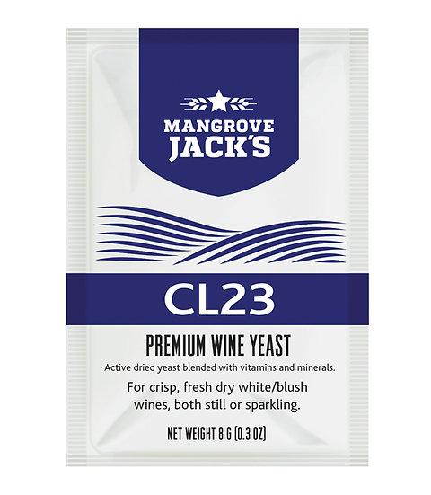 Mangrove Jack's Yeast - CL23 8g