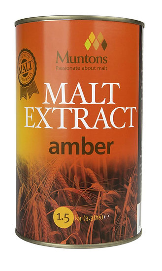 Liquid Malt Extract Amber 1.5Kg