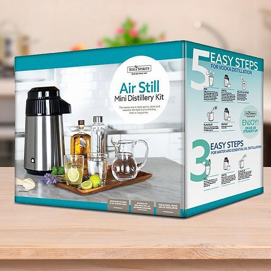 STILL SPIRITS – AIR STILL ESSENTIALS KIT