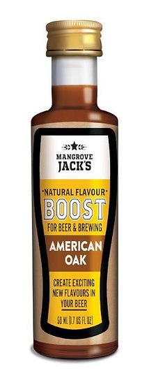 Mangrove Jack's All Natural Beer Flavour Boost - American Oak