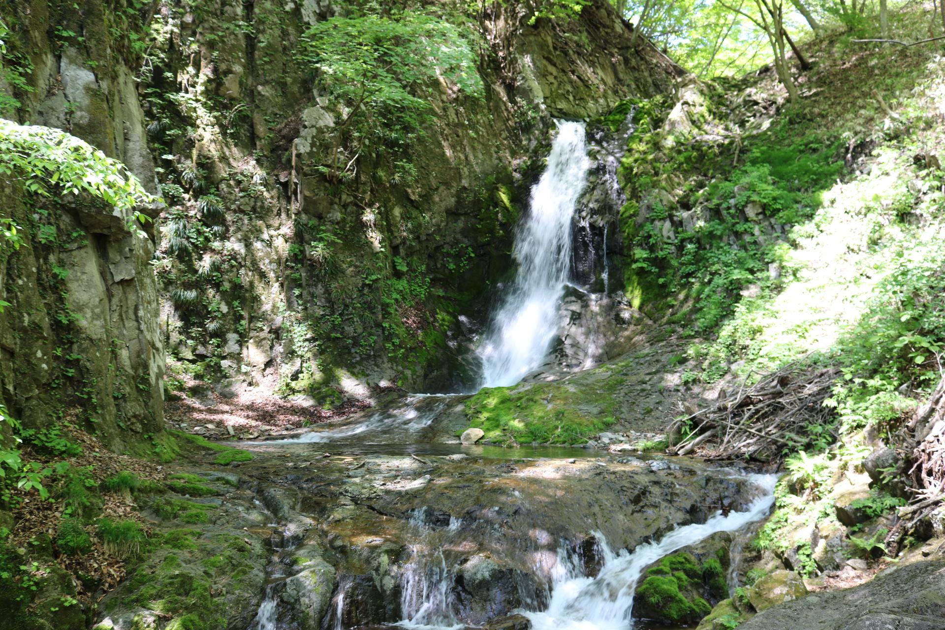 「丁字滝」の画像検索結果
