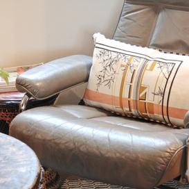 Modern Art Cushion