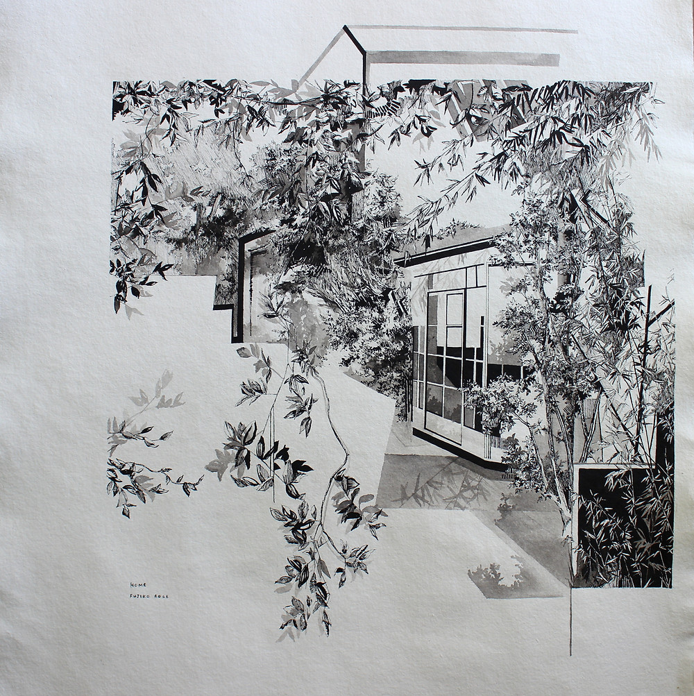 fujiko rose landscape artist of the year 2019