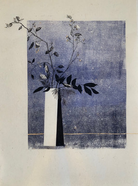 Twilight flowers