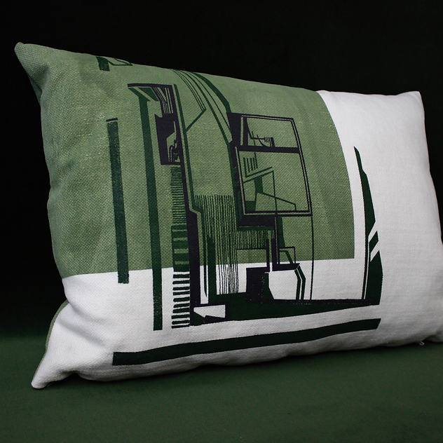 Modern Art Cushion