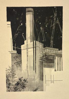 battersea power station- landscape artist of the year final